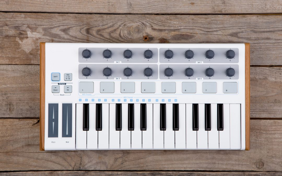 Advantages of MIDI Controllers