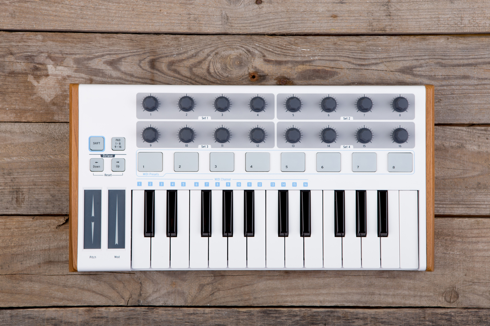 Check out the Top Advantages of MIDI Controllers